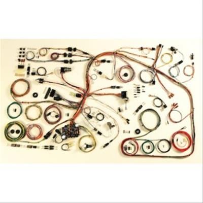 American Autowire Classic Update Series Wiring Harness Kits 510368