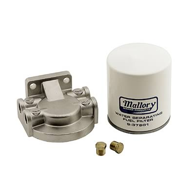 Mallory Marine Outboard Fuel Water Separator Kits 9-37856 - Free