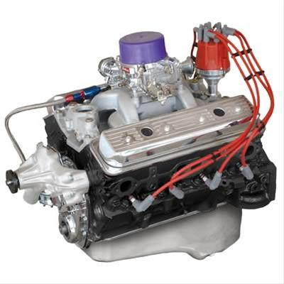 BluePrint Engines GM 355 CID 385HP Value Power Vortec Dressed - copy blueprint engines how to