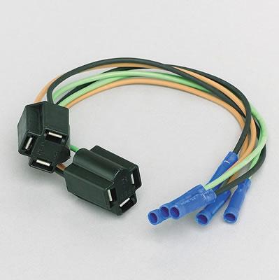 Painless Performance Headlight Plug Wiring Harnesses 80300 - Free