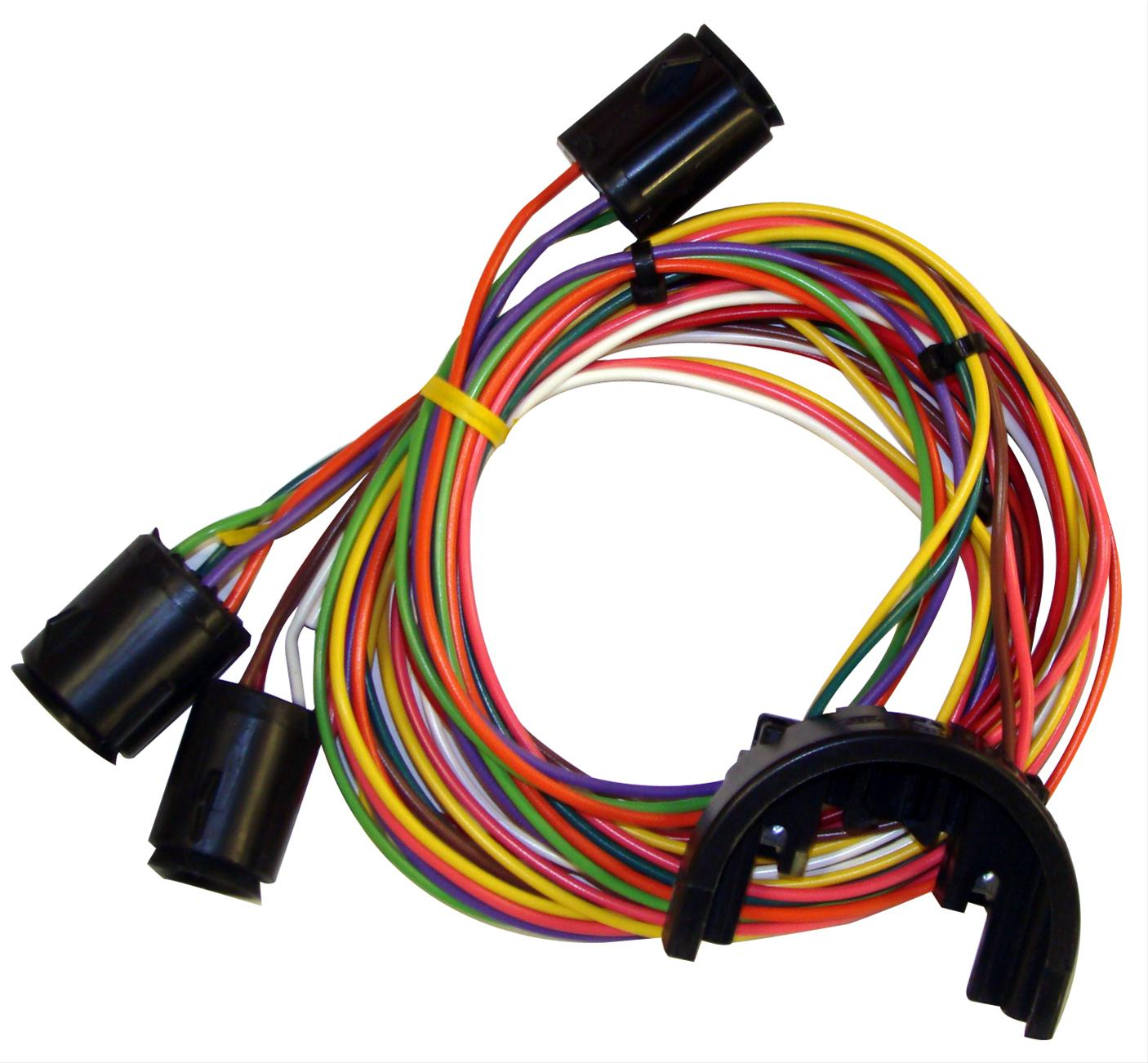 ford wiring harness by american autowire
