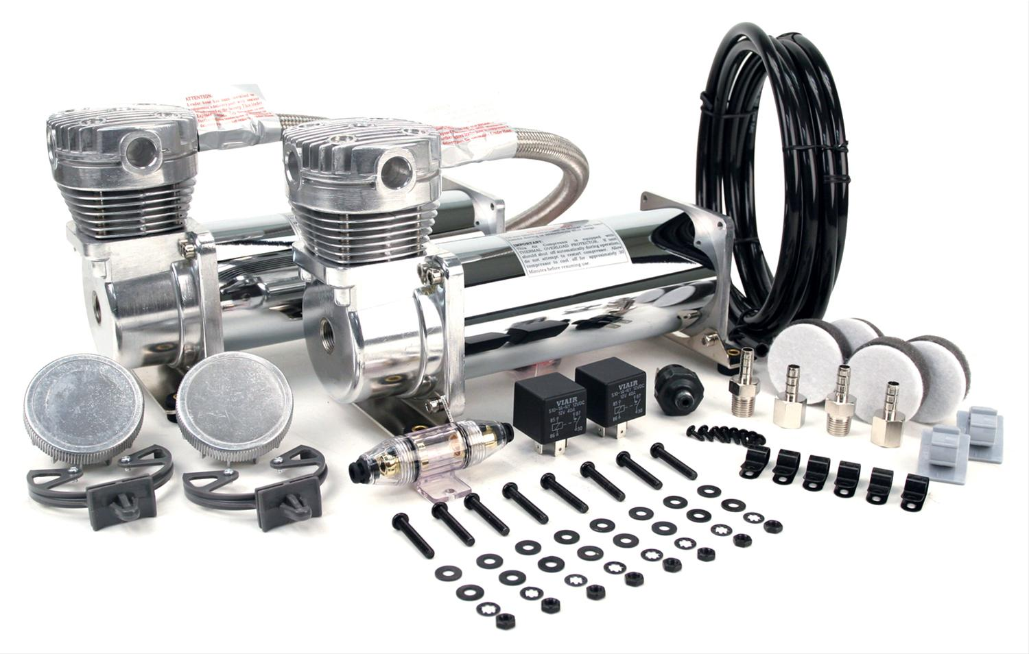 wiring kit for two amps