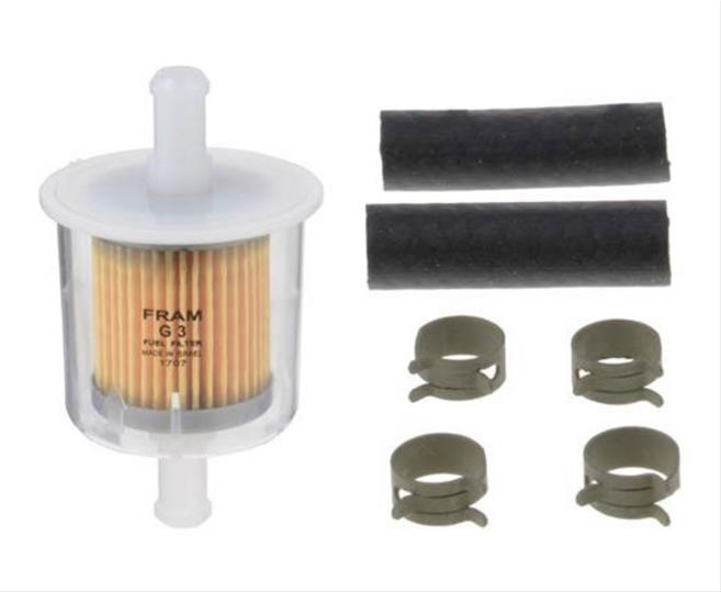 Fram Fuel Filters G3 - Free Shipping on Orders Over $99 at Summit Racing