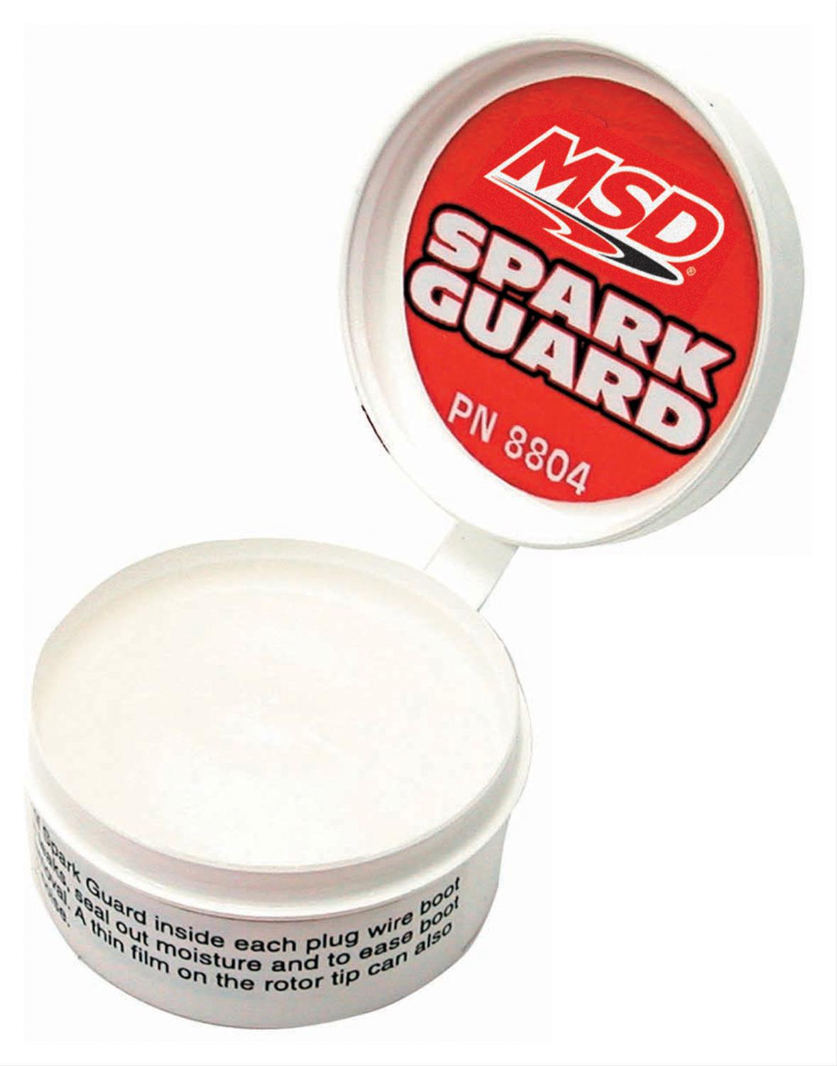 Dielectric Grease Msd Spark Guard Dielectric Grease 8804