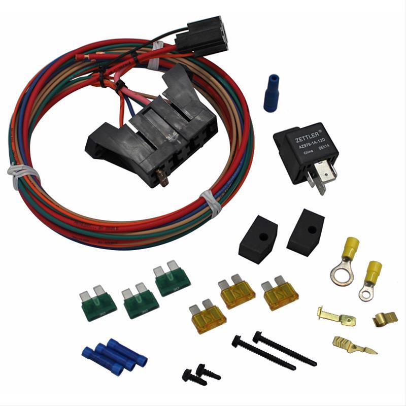 Painless Performance Universal Fuse Blocks 70114 - Free Shipping on