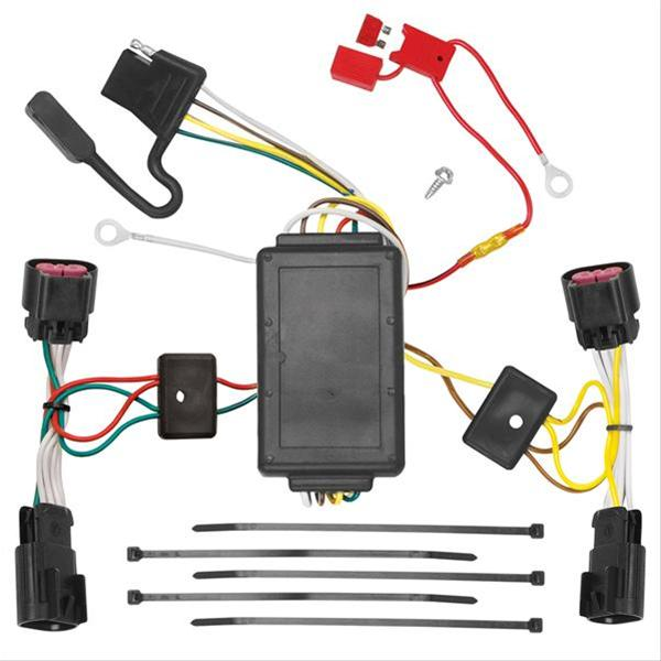 CHEVROLET CAMARO Reese Towpower Vehicle Towing Wiring Harness