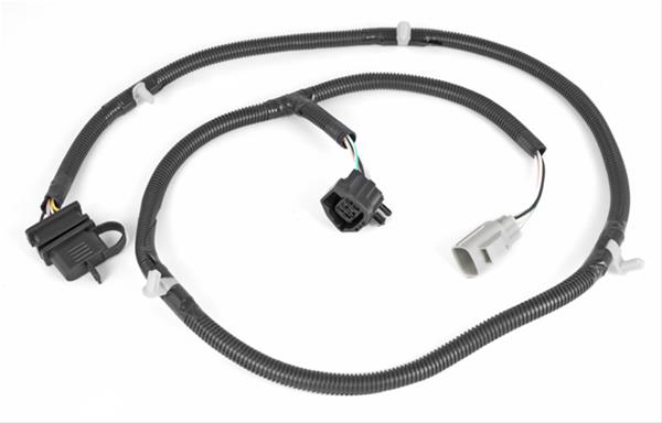 Rugged Ridge Tow Hitch Wiring Harnesses 1727501 - Free Shipping on