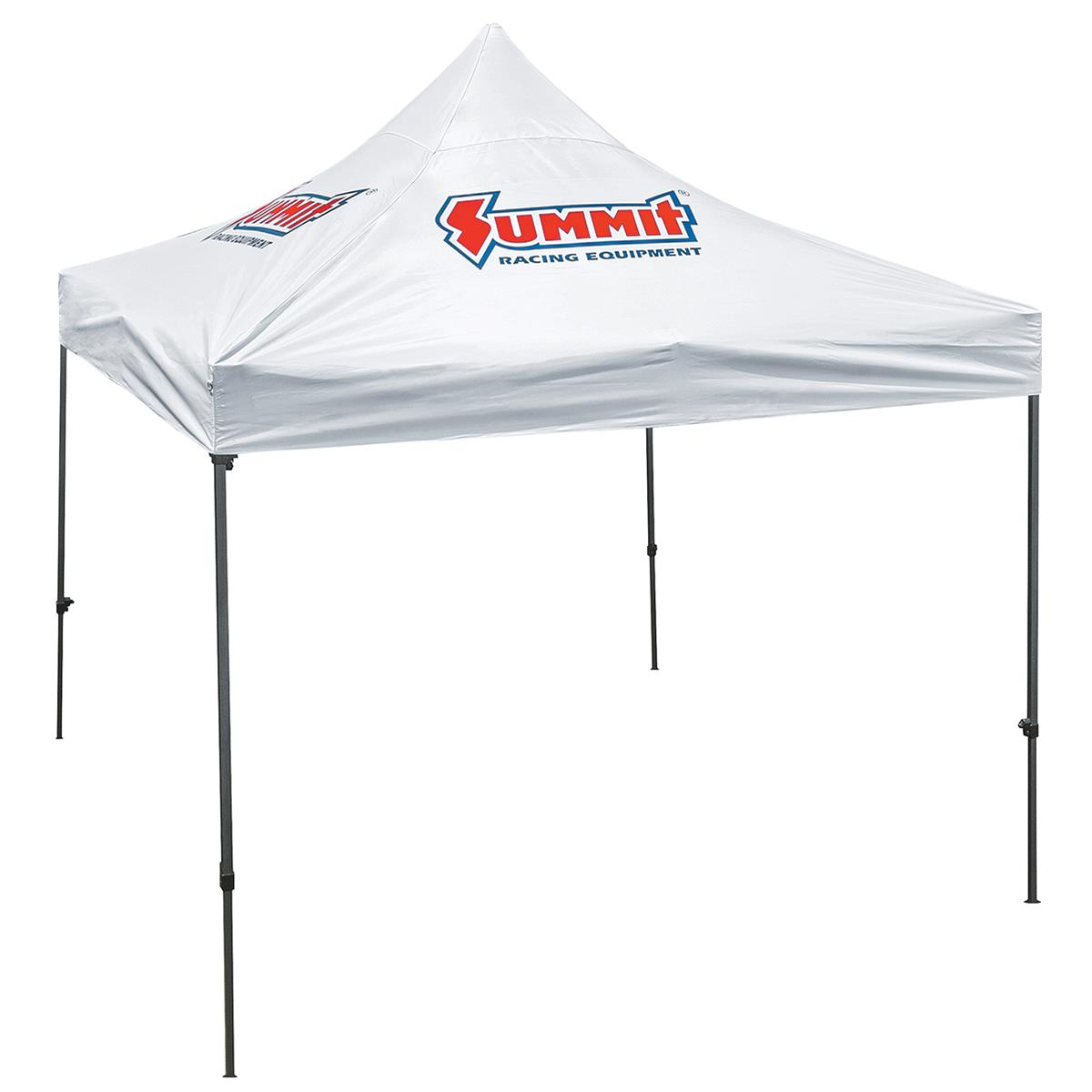 Pop Up Canopy Summit Racing 10 X 10 Pop Up Canopy Tents Sum 941062