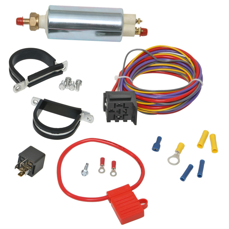 summit electric fuel pump wiring harness