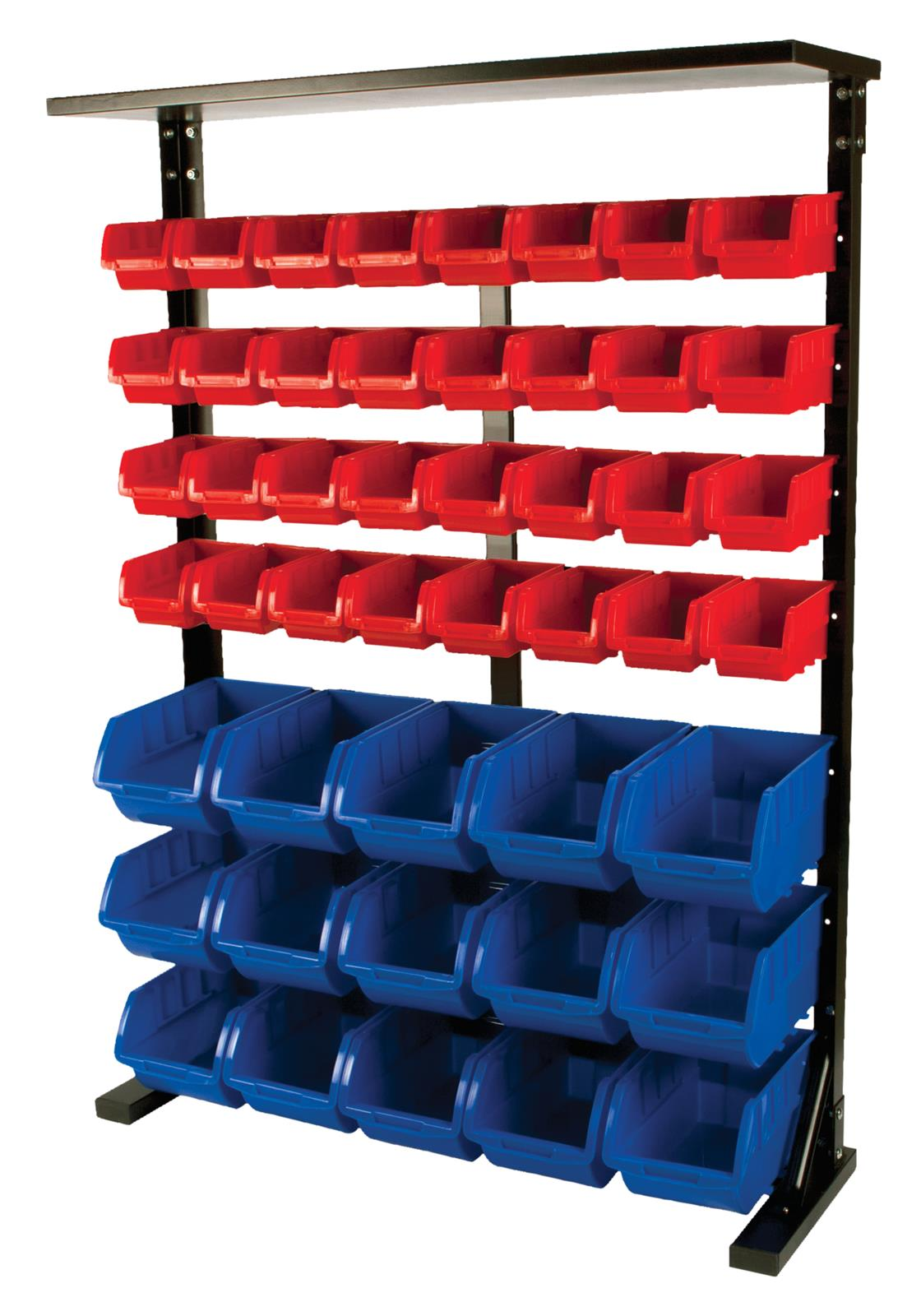 Storage Racks Performance Tool Bulk Bin Storage Racks W5193
