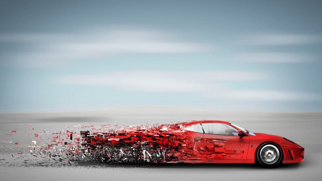 Mercedes Sports Cars Wallpapers Abstract Red Speedy Car Sport Car Wallpaper