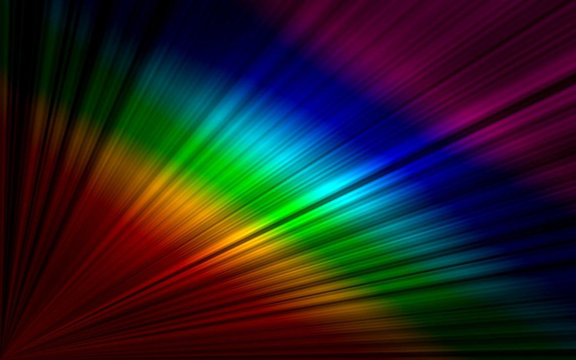 Cute Dogs Full Hd Wallpapers Rainbow On The Desktop Hd Wallpaper