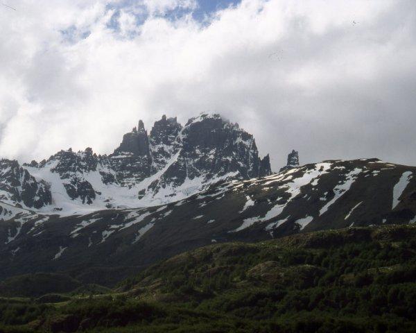Reserva Nacional Cerro Castillo.