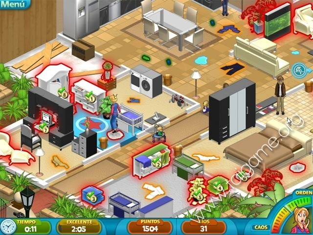 Juegos De Limpiar Casas Nanny Mania 2: Goes To Hollywood - Download Free Full