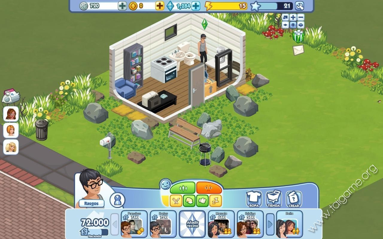 Sims Online Multiplayer The Sims Complete Collection Gia đình Trong Mơ