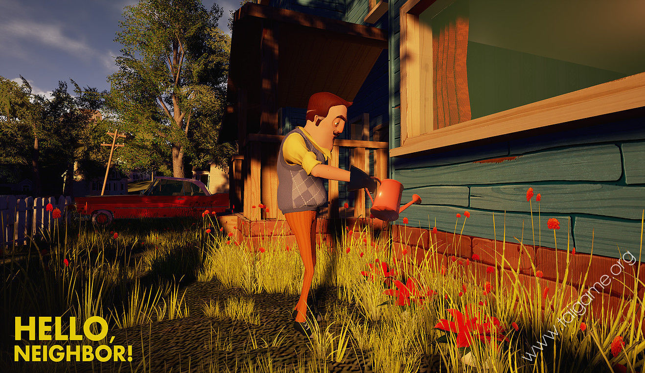 Car Stereo Wallpaper Hello Neighbor Download Free Full Games Adventure Games
