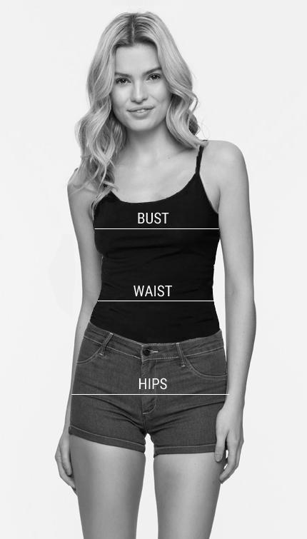 Size Guide TALLY WEiJL