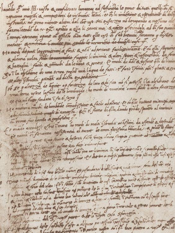 Write a Resume Like Leonardo Da Vinci Tapwage Job Search