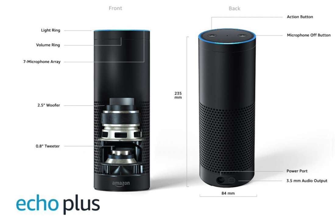 ???echo Amazon Echo Plus
