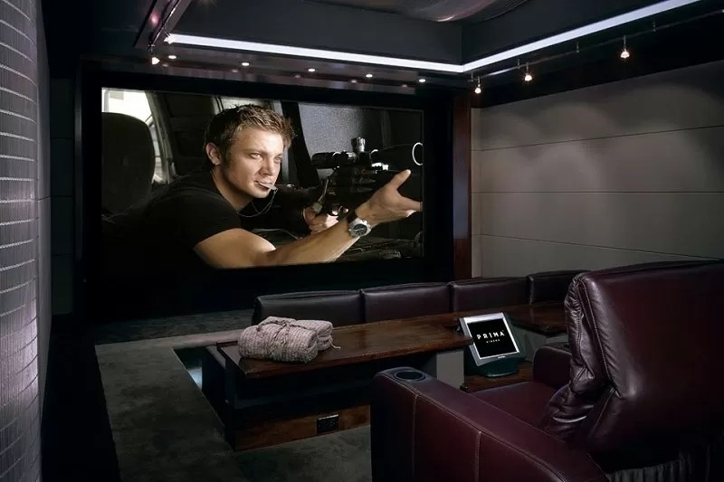 This is how the ultra-rich watch box office releases at home, $500