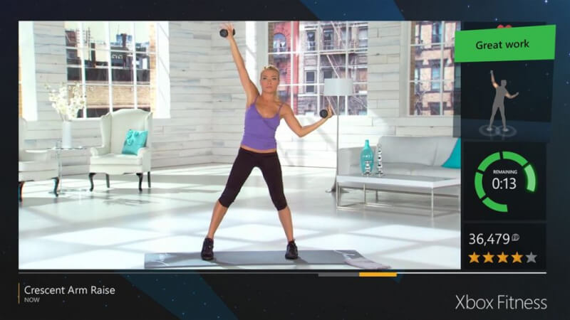 Kinect takes another hit, as Microsoft shuts down Xbox Fitness - microsoft exercise