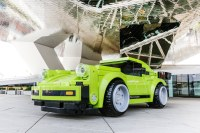 Porsche Museum shows off life-size 911 Turbo made from ...