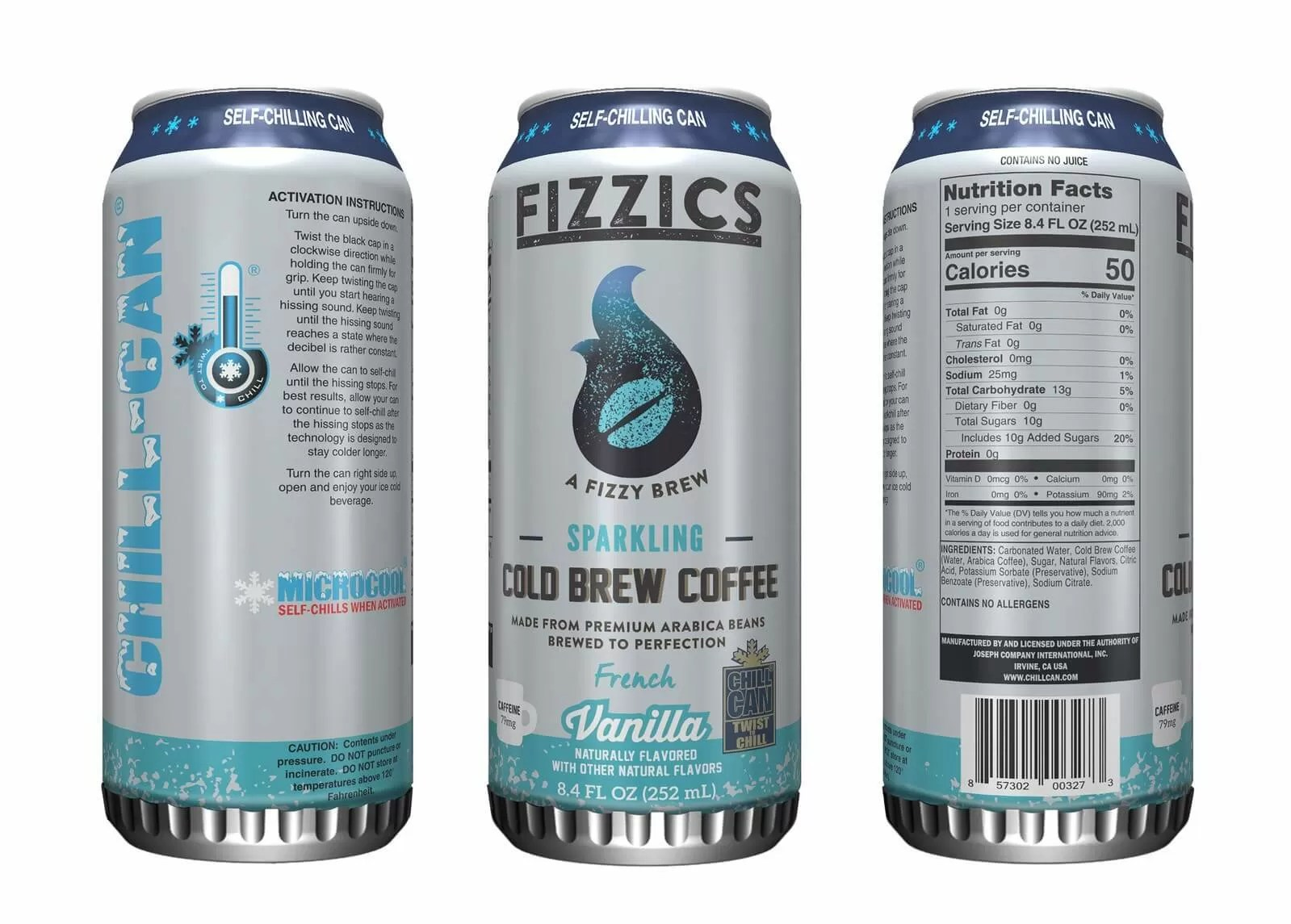 Tim Colore 7 Eleven S Self Chilling Cans Cool Your Coffee With Co2 Techspot
