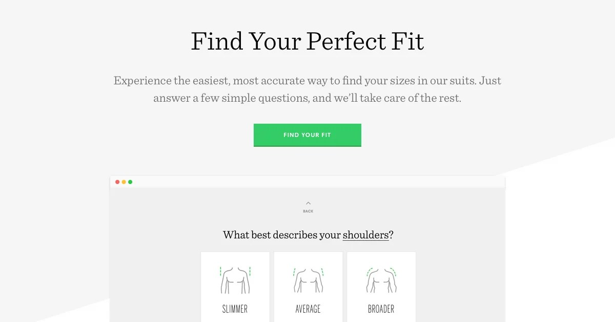Fit  Sizing The Black Tux