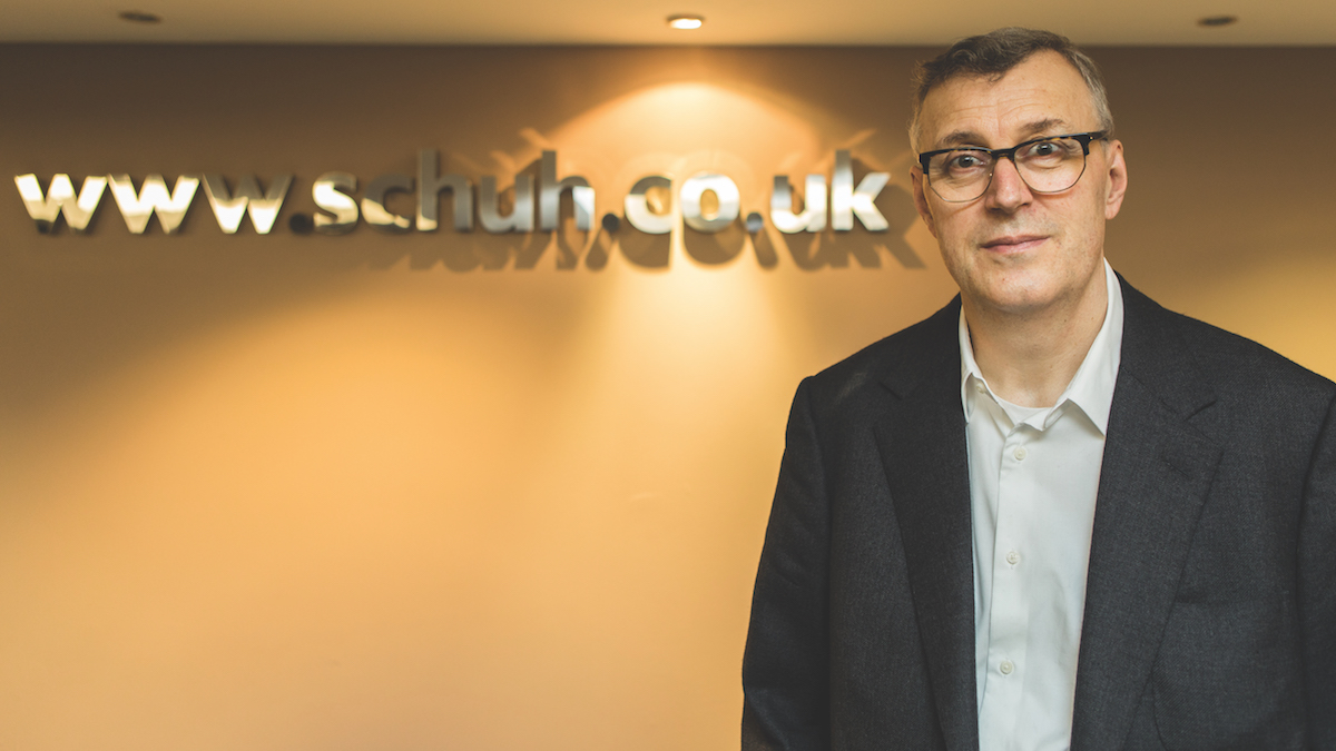 Schuh Okay Online Shop Colin Temple Managing Director Of Schuh The Ceo Magazine