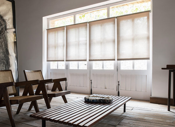 Roller Shades and Roller Blinds - Order Free Swatches The Shade Store