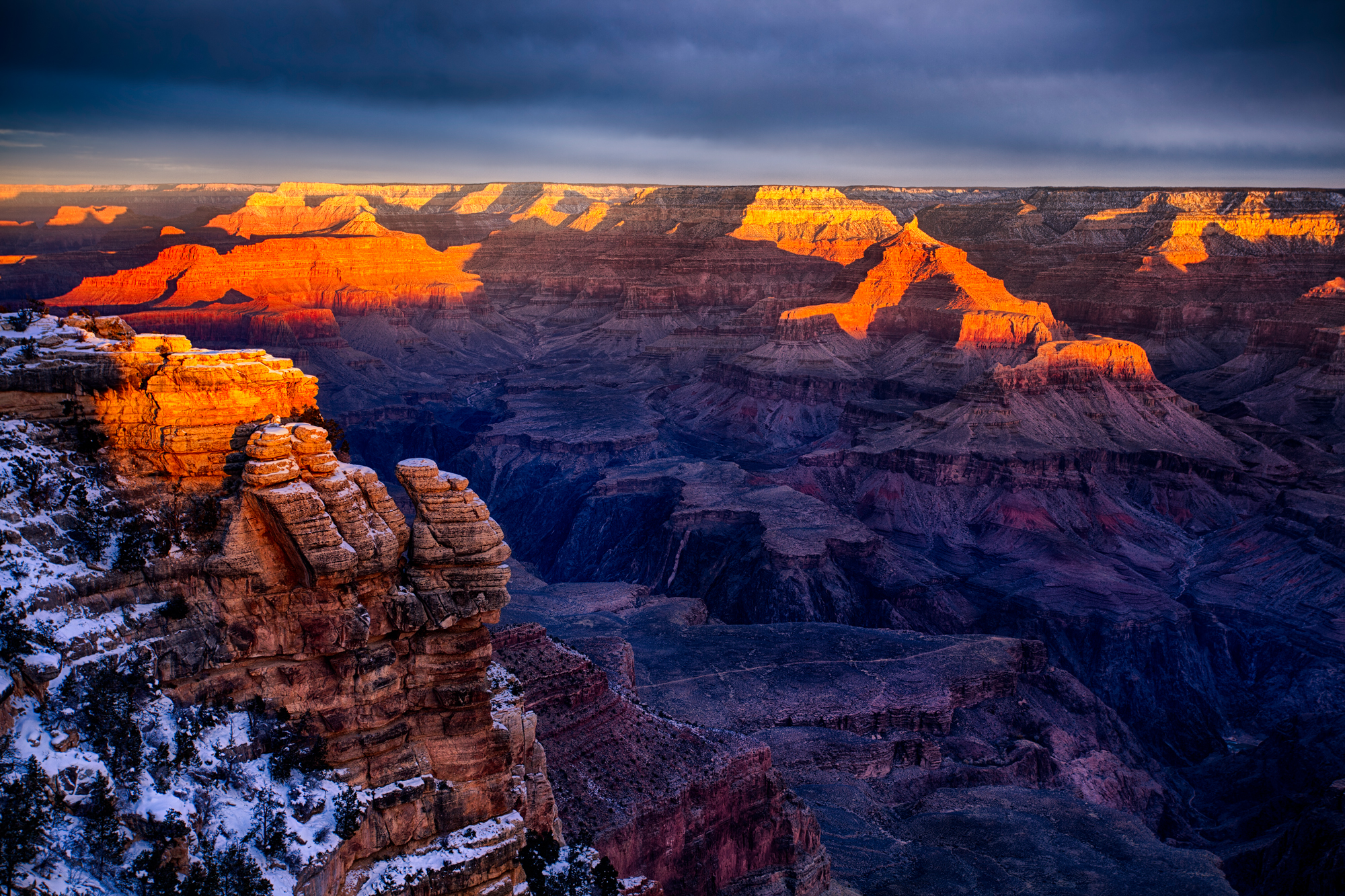 Windows 10 Fall Usa Wallpapers 4k Grand Canyon National Park National Park In Arizona