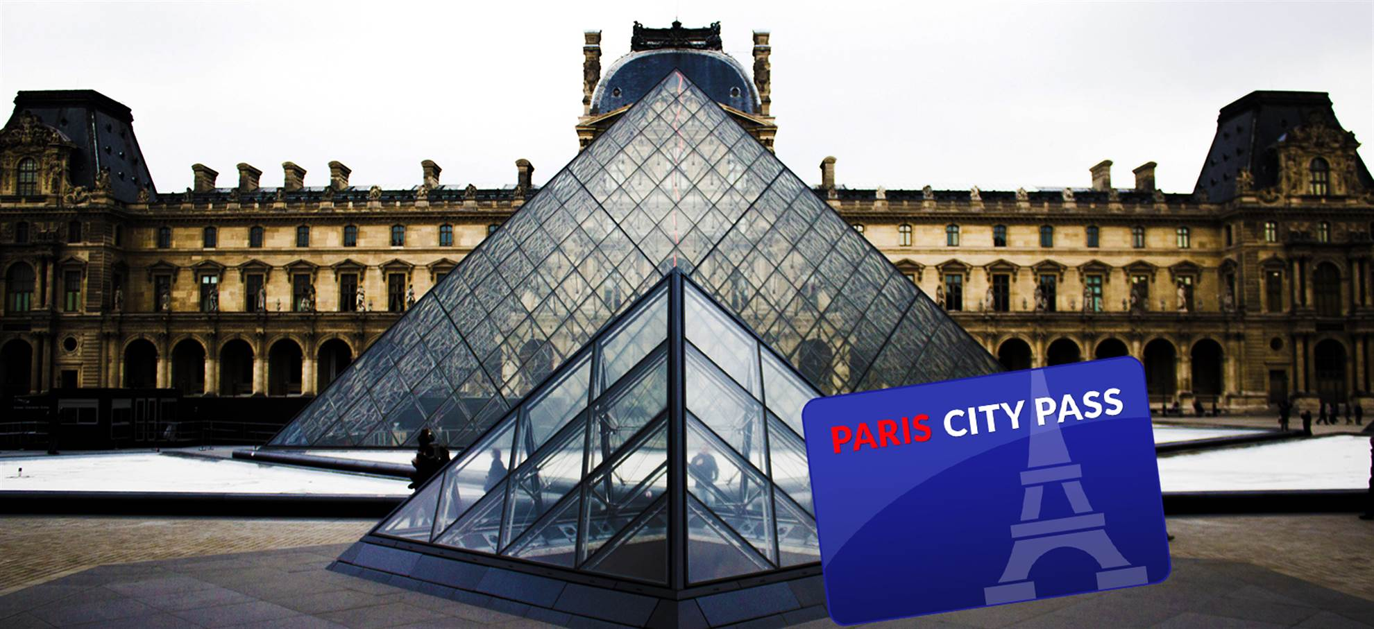 Le Louvre Billet Coupe File Pass De La Ville De Paris