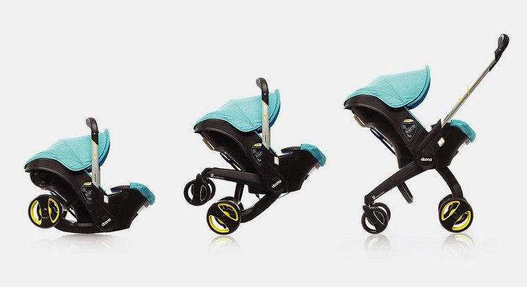 Car Seat Stroller Takes On Travel Woes The Times Of Israel