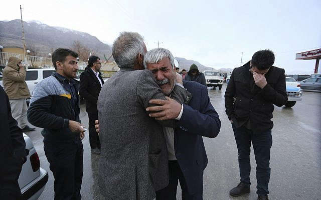 All 65 passengers and crew feared dead in Iranian plane crash The