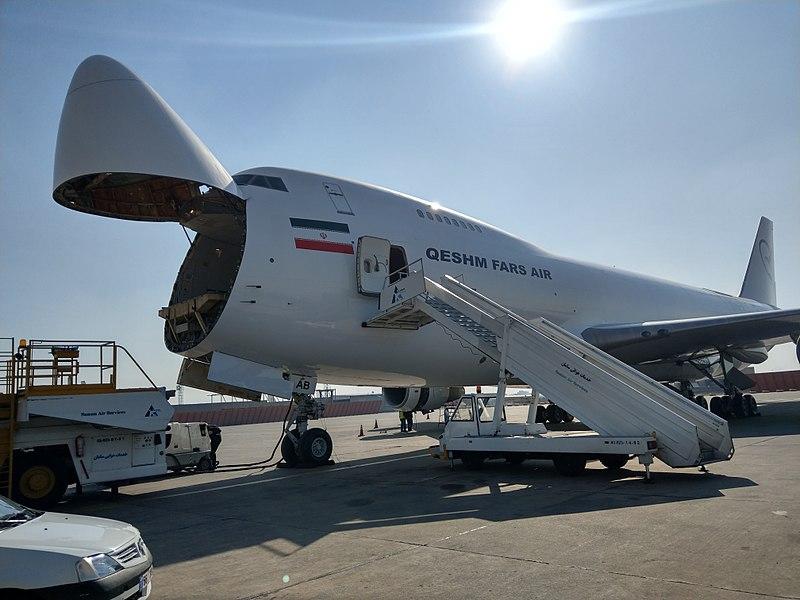 Tehran-Beirut cargo flight sparks concerns Iran arming Hezbollah