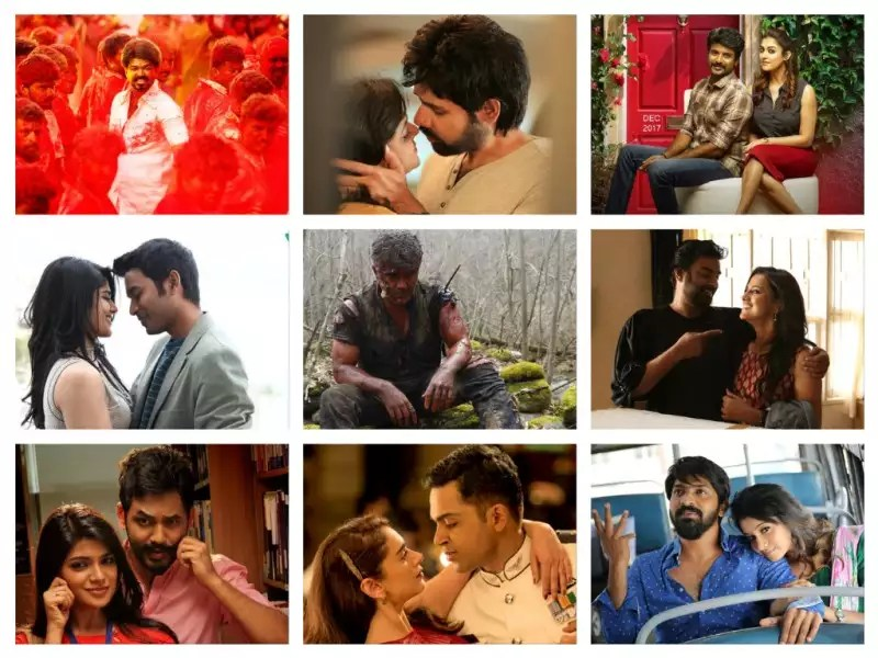 Best Tamil songs Top 10 Tamil songs of 2017 The Times of India