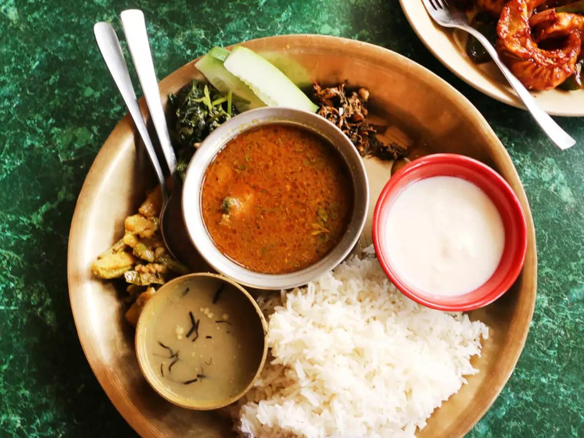 Cuisine India Love Spicy Food Try Exotic Nepali Cuisine The Times Of India