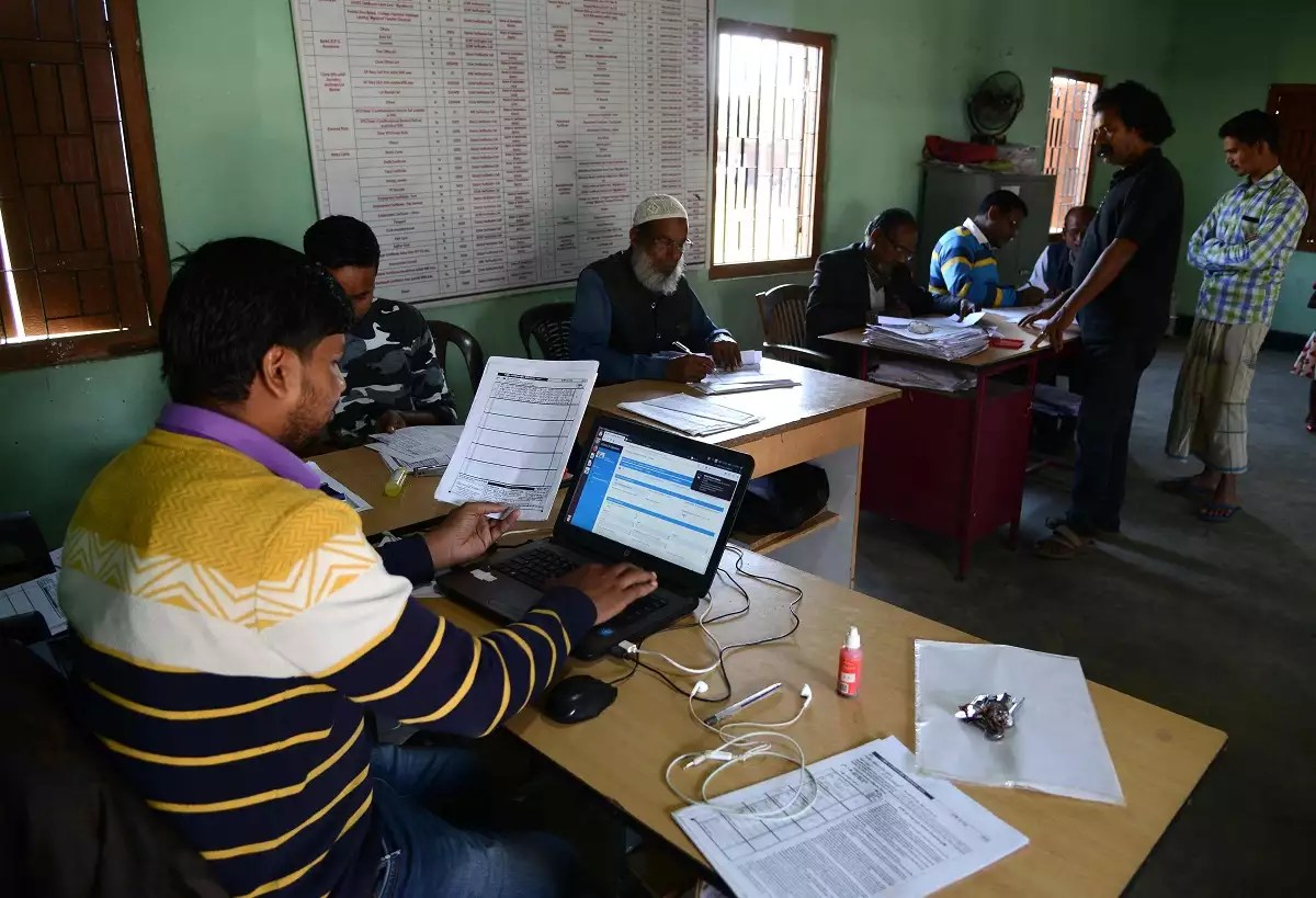 Tv Bank 120 X 60 Assam Nrc Centre To Double Time Limit To Appeal Nrc Ouster