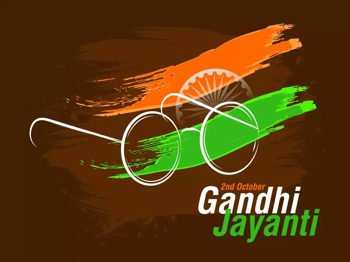 Happy Gandhi Jayanti 2020 Wishes Messages Quotes Images Facebook Whatsapp Status Times Of India