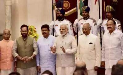 Cabinet Reshuffle Cabinet Reshuffle Piyush Goyal