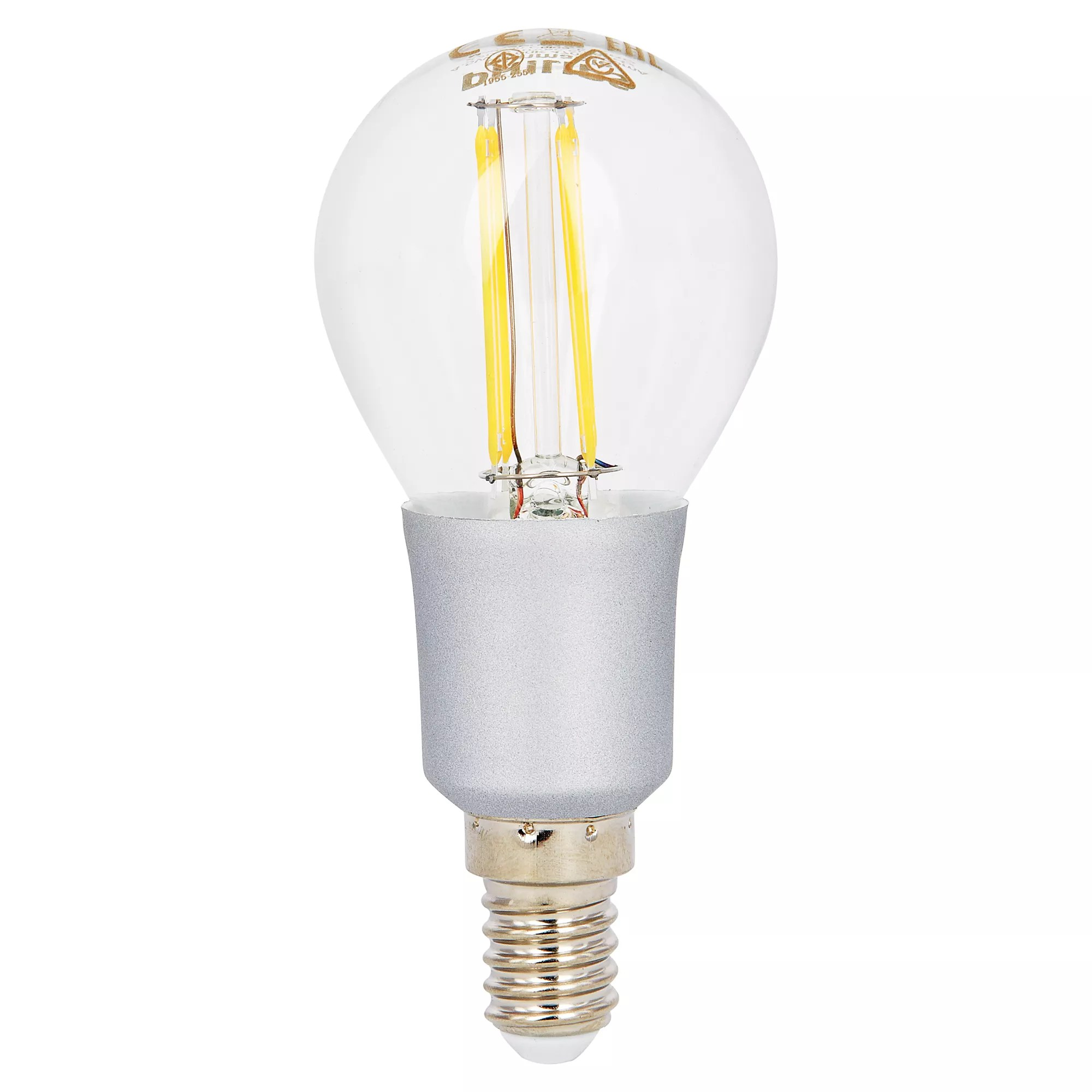 Led Dimmbar E14 Led Tropfenlampe Filament Dimmbar E14