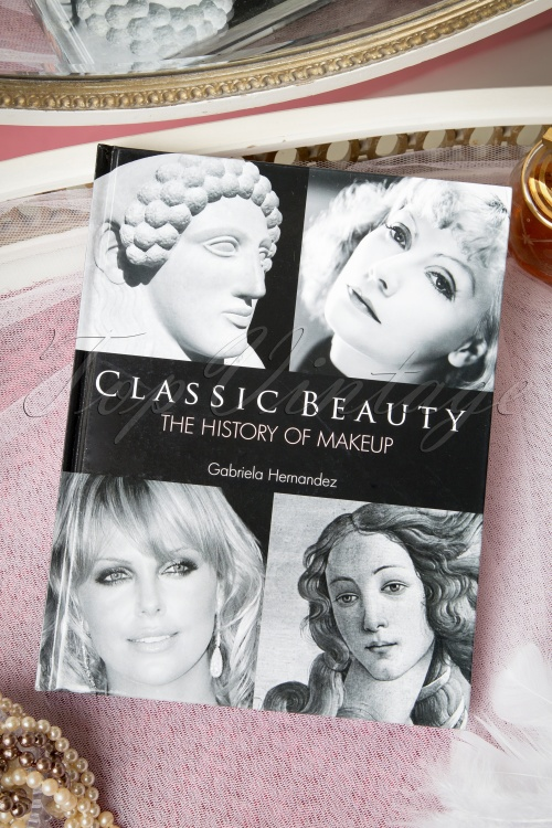 Classic Beauty ~ The History Of Makeup - history of makeup
