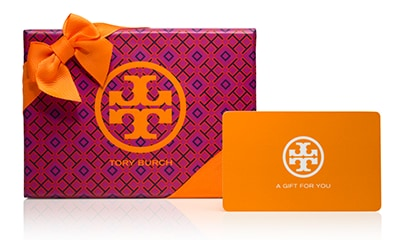 Tory Burch Gift Cards For Online Or At Any Tory Burch