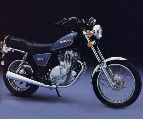 suzuki gn250 motorcycle service repair manual 1982 1983 download
