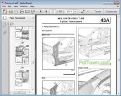 manual renault clio 1997