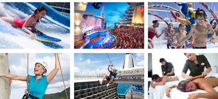 Royal Caribbean Cruises Cruise Ships Virgin Holidays Cruises