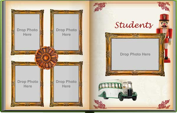 This is an example of yearbook themes Yearbook Pinterest - sample trading card