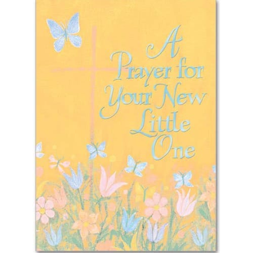 New Baby Congratulations Card The Catholic Company