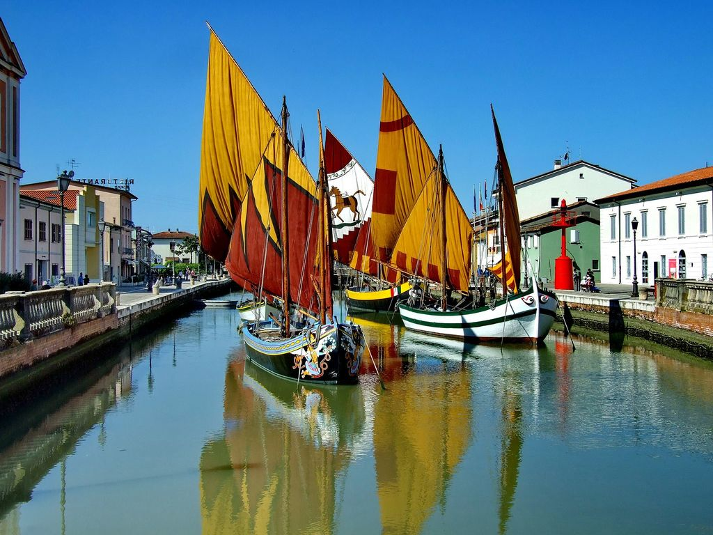 Bagno Florida Cesenatico 8 Best Things To Do In Cesenatico Italy Trip101