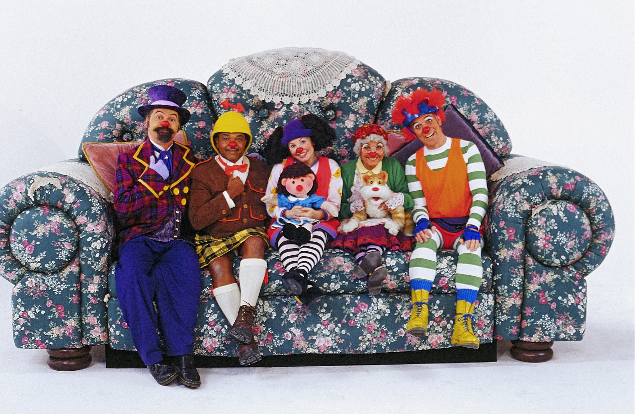 Big Couch The Big Comfy Couch